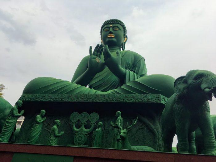 桃巌寺 大仏
