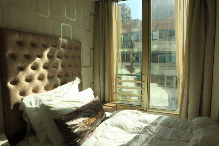 ハーバーベイホテル