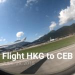 HKG to CEB