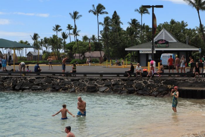 OPEN WATER SWIMMING in KONA