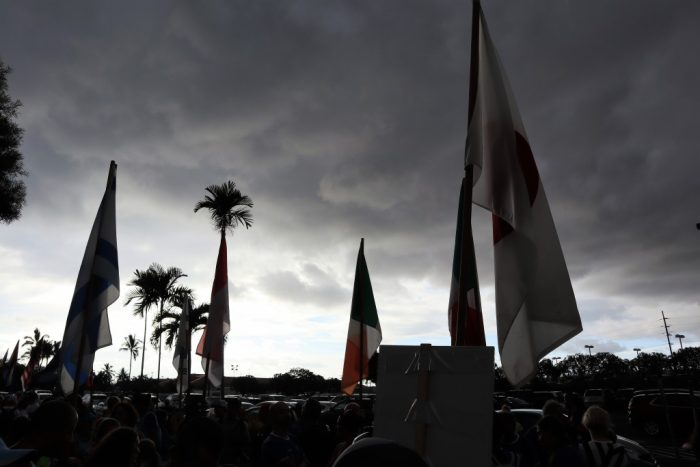 IRONMAN Parade of Nations