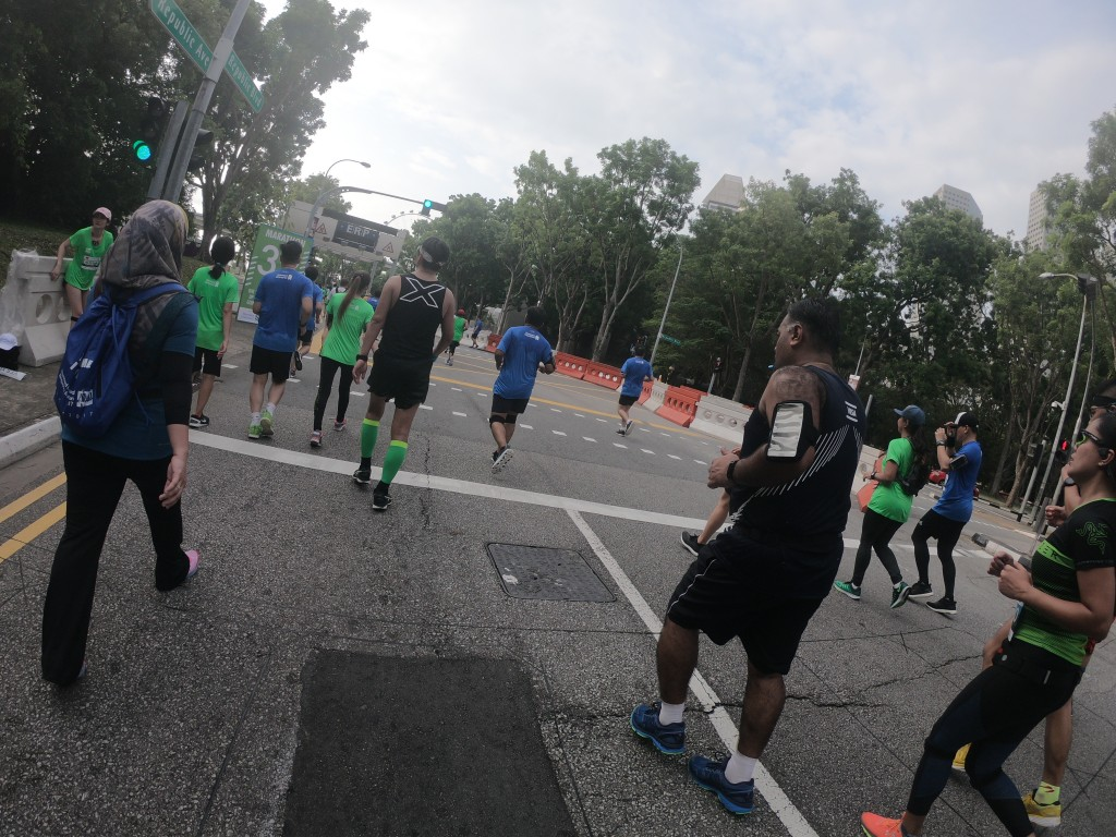 シンガポールマラソン2017
