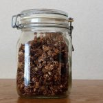 valentine granola
