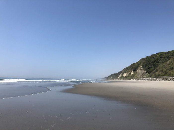 太平洋ビーチラン