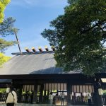 熱田神宮令和ご朱印ラン