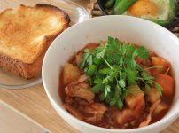 濃厚トマトクミンスープ